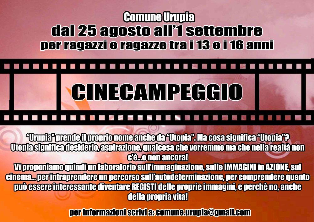 cinecampeggio 13-16